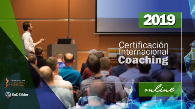 certificacion internacional coaching online esdelider 2019