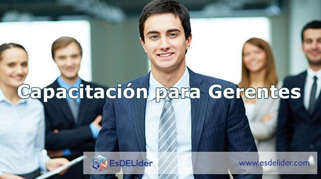 curso capacitacion para gerentes en linea argentina 2019