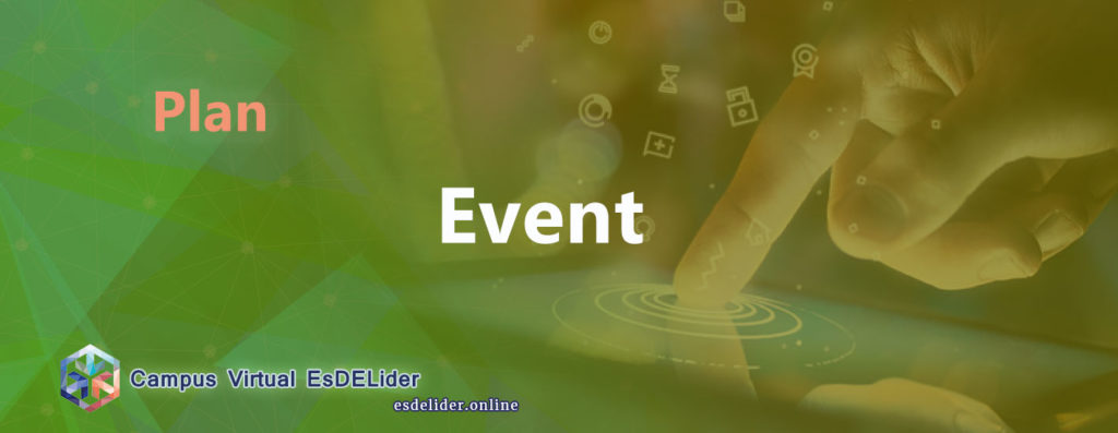 plan event campus virtual esdelider online