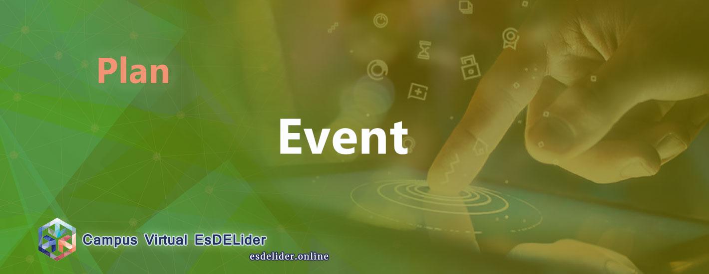 plan event campus virtual esdelider para educacion superior universidades instituciones